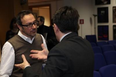 Fabio Maiorino e Antonio Disi