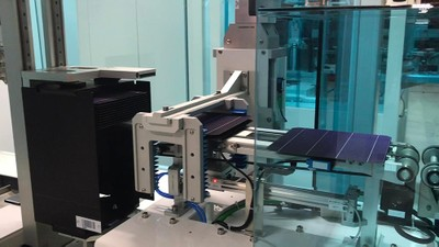 AMPERE-Bifacial-Cell-manufacturing-line