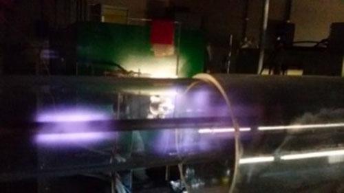 Reattore Plasma Freddo