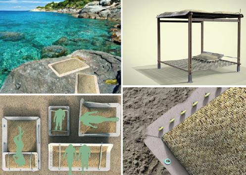 Ecostruttura alghe