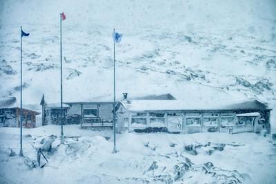 Antartide - base