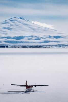 Antartide - Aereo