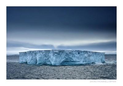 Antartide - Iceberg. Foto: B. Pagnanelli