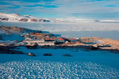 Antartide  - Base Mario Zucchelli