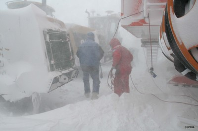 Antartide - Traversata
