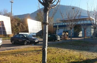stazione di produzione e rifornimento di idrogeno