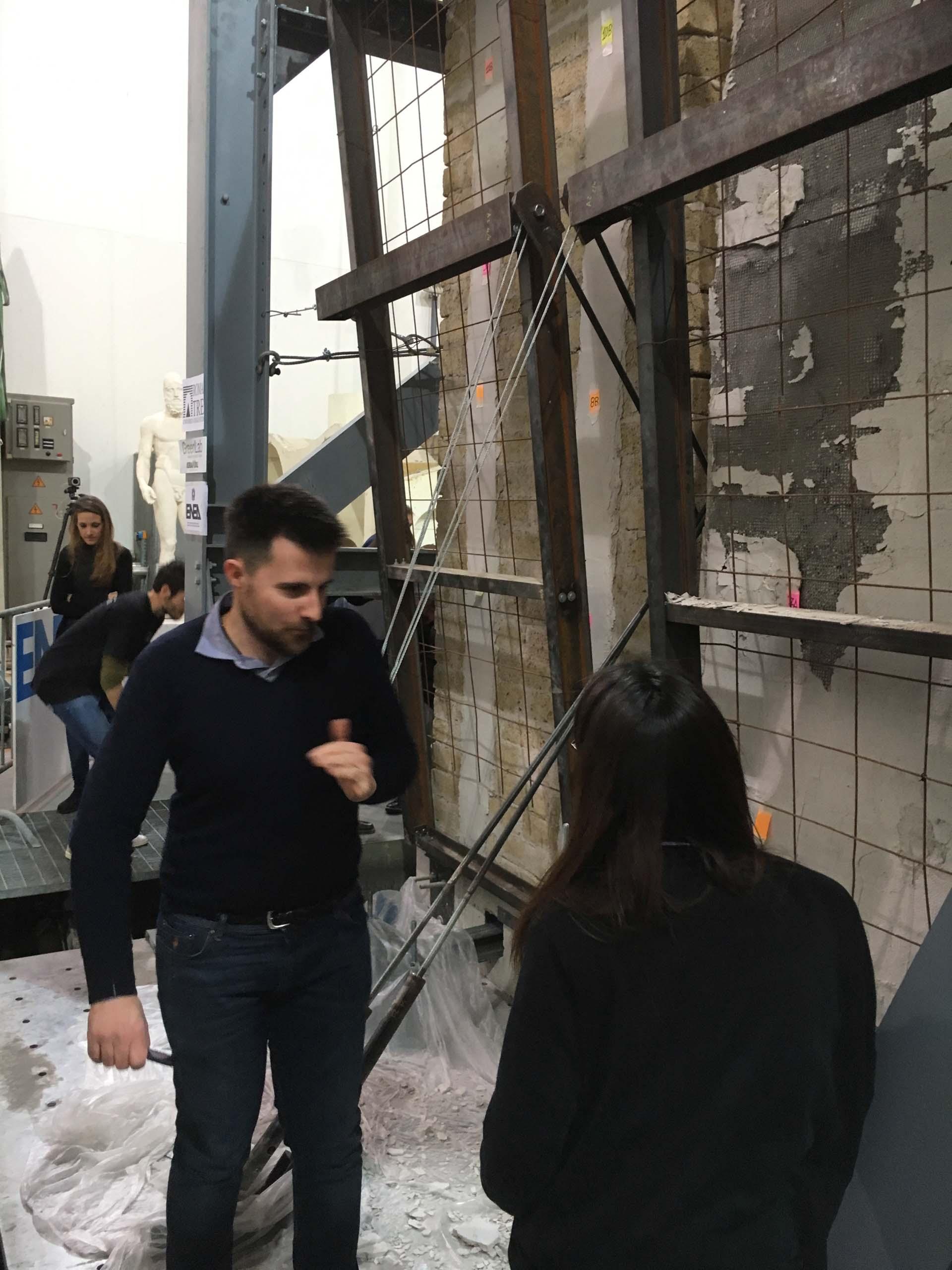 ENEA test sismici