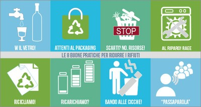 Ambiente: 8 buone pratiche e un  dispositivo smart per compostaggio nella Settimana Europea Riduzione dei Rifiuti