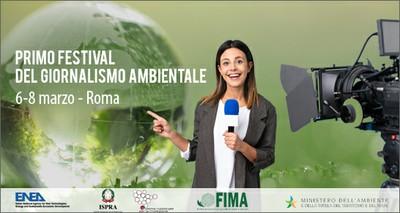 Ambiente: dal 6 all'8 marzo a Roma primo Festival del giornalismo ambientale