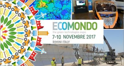 Ambiente: ENEA a Ecomondo con city car a zero emissioni, mini-centrali solari e sistema di previsione antismog