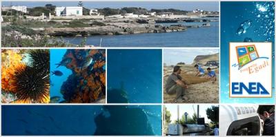 Ambiente: ENEA presenta Progetto Egadi, modello pilota di turismo sostenibile