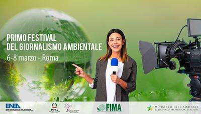Ambiente: oltre 100 relatori e 50 testate al 1° Festival del giornalismo ambientale dal 6-8 marzo a Roma