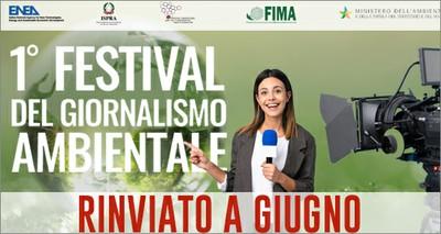 Ambiente: si terrà a giugno il Festival del giornalismo ambientale