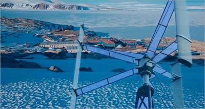 Energia: primo impianto eolico per la base italiana in Antartide