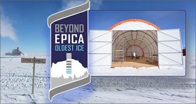 """Antartide: progetto """"Beyond EPICA - Oldest Ice"""", in costruzione il campo base per lo studio del clima globale"""