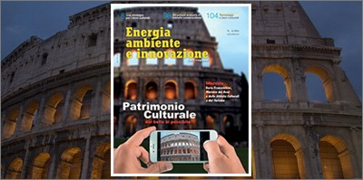 Beni culturali: online lo Speciale ENEA sulle tecnologie per il patrimonio artistico