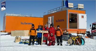 Clima: Antartide, alla ricerca del ghiaccio più antico per decifrare la storia del Pianeta