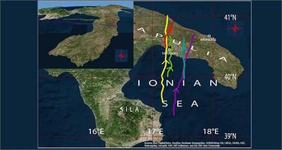 Clima: studio ENEA - CNR, aumento tornado violenti nel Mediterraneo per il riscaldamento globale