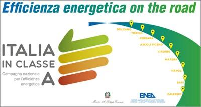 """""""Efficienza Energetica on the road"""", il bilancio di un viaggio di cinque mesi attraverso l'Italia"""