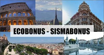 Efficienza energetica: seminari in giro per l'Italia per illustrare ecobonus e sismabonus