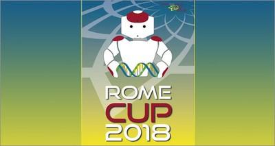 ENEA a RomeCup 2018, la mostra della robotica nella Capitale