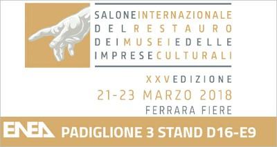 ENEA al Salone del Restauro di Ferrara (21-23 marzo)
