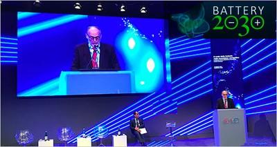 """Energia: Battery2030+, """"prima"""" italiana per piano d'azione Ue su batterie di nuova generazione"""