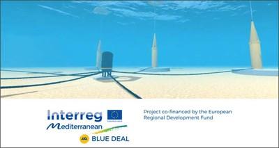 Energia dal mare: con il progetto Blue Deal la transizione energetica punta sul Mediterraneo