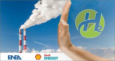 Energia: ENEA e Shell Energy insieme per lo sviluppo della filiera dell'idrogeno in Italia