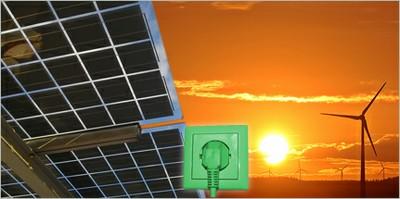 Energia: eolico e solare coprono il 14% della domanda elettrica, il massimo storico