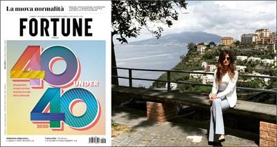 Energia: la ricercatrice ENEA Marialaura Di Somma tra i '40 under 40' più influenti di  Fortune