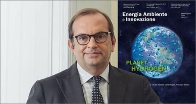 Energia: Regina (Confindustria), 5 leve per fare dell'Italia un hub dell'idrogeno