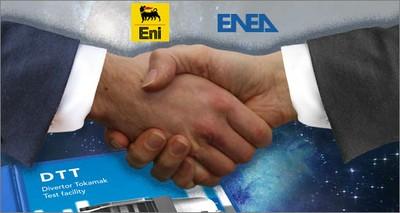 Energia: Eni ed ENEA si uniscono per la ricerca sulla fusione