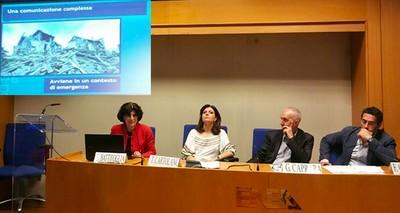 Focus sul terremoto per l'ottavo corso di formazione ENEA per giornalisti