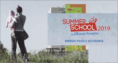 Formazione: aperte le iscrizioni alla Summer School in efficienza energetica 2019