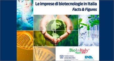 Innovazione: i numeri del biotech in Italia