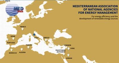 Istituzioni: Giorgio Graditi dell'ENEA è il nuovo presidente di MEDENER