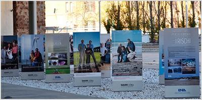 Clima: nella piazza del MAXXI di Roma mostra sul post COP21 di Parigi con studenti e ricercatori a confronto