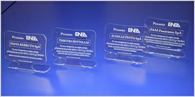 Premiate dall'ENEA le aziende che per prime hanno effettuato la diagnosi energetica
