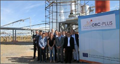 Rinnovabili: inaugurato in Marocco nuovo sistema di accumulo termico per impianto solare termodinamico