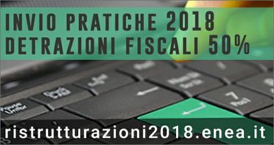 Risparmio energetico e fonti rinnovabili. Online il portale per il bonus fiscale del 50% sulle ristrutturazioni edilizie 2018