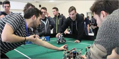 RomeCup 2017: ENEA alla manifestazione sulla robotica
