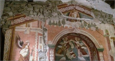 Terremoto: Summer School per restauro e valorizzazione del patrimonio culturale