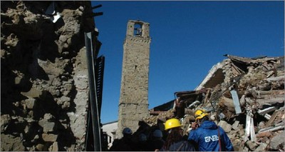 Terremoti: da ENEA un approccio integrato per mettere in sicurezza il patrimonio storico-architettonico