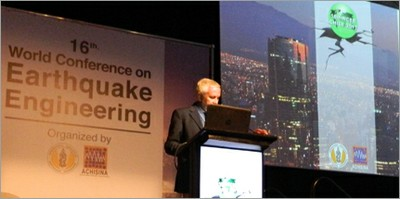 Terremoti: le tecnologie ENEA per l'anti-sismica alla convention mondiale di Santiago del Cile