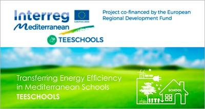 TEESCHOOLS: un progetto europeo per la promozione dell'efficienza energetica negli edifici scolastici