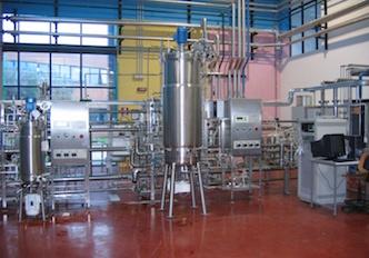 Impianto pilota di bio-reazione e fermentazione