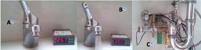 Apparato per la riduzione degli sprechi idrici