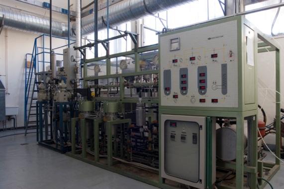 Impianto Pilota CO2 Muller – CR Casaccia (RM)