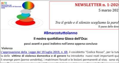 Newsletter 01/20